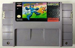Megaman Soccer Original - SNES