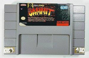 Jogo Street Sports Jammit Original - SNES