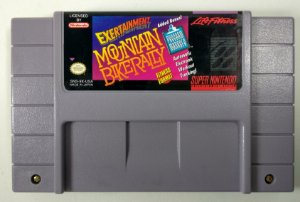 Mountain Bike Rally Original - SNES
