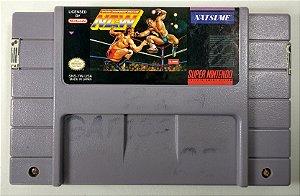 Natsume Championship Wrestling Original - SNES