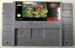 Cannondale Cup Original - SNES