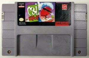 Cool Spot Original - SNES