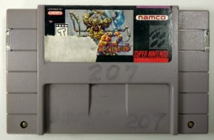 Weapon Lord Original - SNES