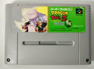 Dragon Ball Z3 Original - Super Famicom