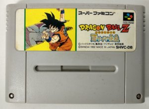 Dragon Ball Z Legend of Saiyan Original - Super Famicom