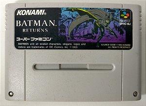 Batman Returns Original - Super Famicom