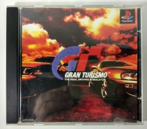 Gran Turismo Original [JAPONÊS] - PS1 ONE