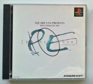 Parasite EVE Original [JAPONÊS] - PS1 ONE