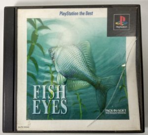 Fish Eyes Original [JAPONÊS] - PS1 ONE