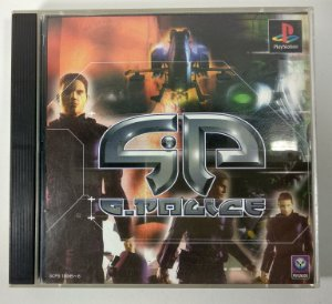 G. Police Original [JAPONÊS] - PS1 ONE