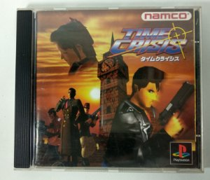 Time Crisis Original [JAPONÊS] - PS1 ONE