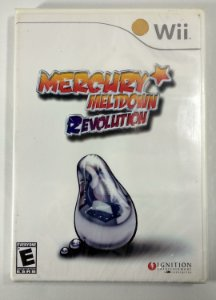 Mercury Meltdown Revolution Original (Lacrado) - Wii