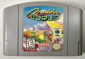 Cruisn World Original - N64