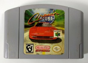 Cruisn USA Original - N64