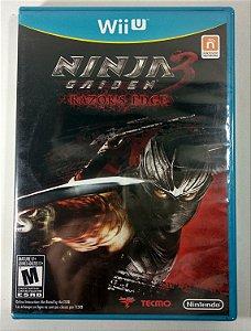 Ninja Gaiden 3 Original (Lacrado)  - Wii U