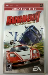 Burnout Legends Original - PSP