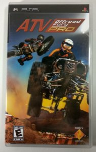 ATV off Road Fury PRO Original - PSP