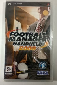 Footbal Manager Handheld 2009 Original [EUROPEU] (LACRADO) - PSP