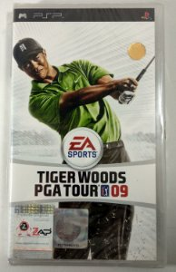 Tiger Woods PGA Tour 09 Original (LACRADO) - PSP