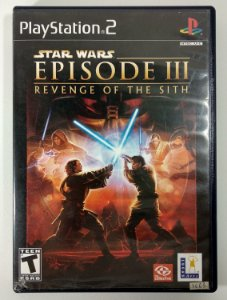 Star Wars Episode III Original - PS2