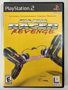Star Wars Racer Revenge Original - PS2