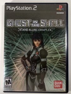 Ghost in the Shell Original - PS2