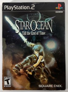 Star Ocean Till the End of Time Original - PS2