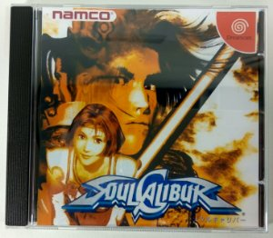 Soul Calibur Original [JAPONÊS] - Dreamcast