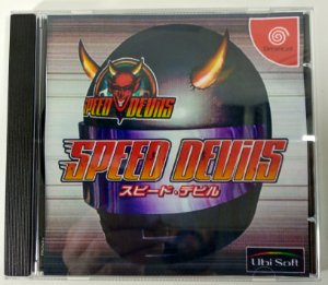 Speed Devils Original [JAPONÊS] - Dreamcast