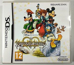 Kingdom Hearts Re:coded Original [EUROPEU] - DS