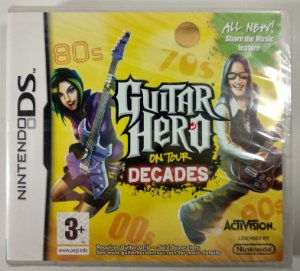 Guitar Hero on tour Decades Original (LACRADO) [EUROPEU] - DS