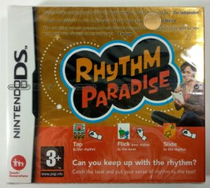 Rhythm Paradise Original (LACRADO) [EUROPEU] - DS