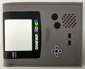 Carteira Personalizada Game Boy
