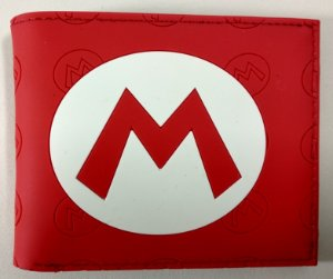 Carteira Personalizada Super Mario