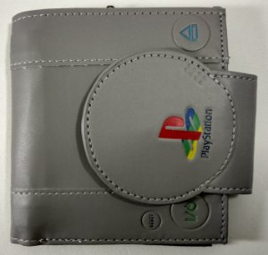 Carteira Personalizada Playstation PS1