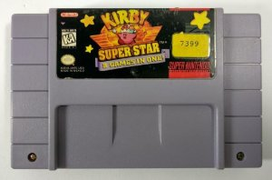 Kirby Super Star Original - SNES