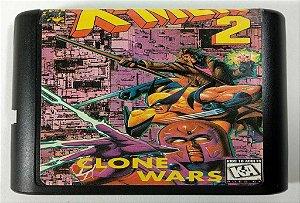 X-men 2 Clone Wars - Mega Drive