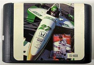 Jogo Indy Car - Mega Drive