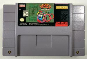 Izzys Quest for the Olympic Ring Original - SNES