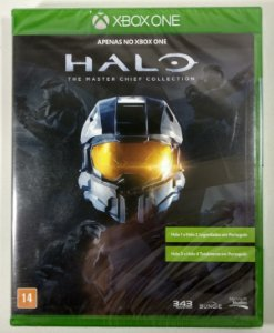 Halo: The Master Chief Collection (Lacrado) - Xbox One
