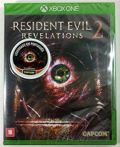 Resident Evil Revelations 2 (Lacrado) - Xbox One