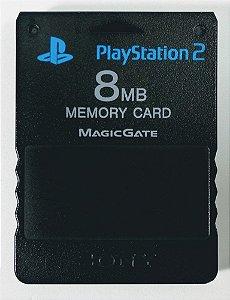 Memory Card Original - PS2