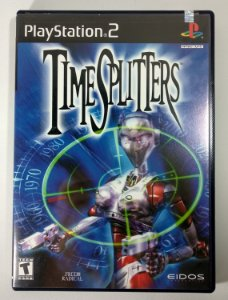 Time Splitters Original - PS2