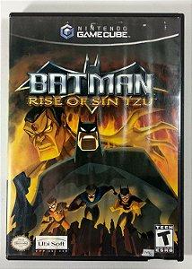 Batman Rise of Sin Tzu Original - GC