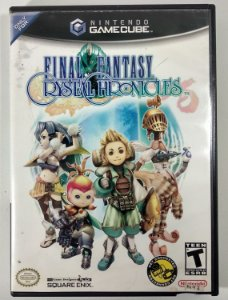Final Fantasy Crystal Chronicles Original - GC