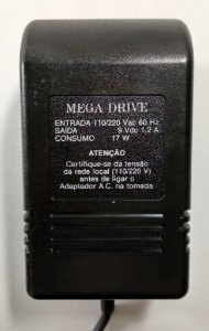 Fonte Original em 110V/220V - Mega Drive