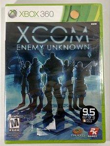 XCOM Enemy Unknowm (Lacrado) - Xbox 360