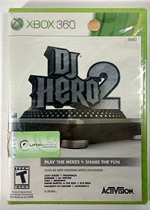 DJ hero 2 (Lacrado) - Xbox 360