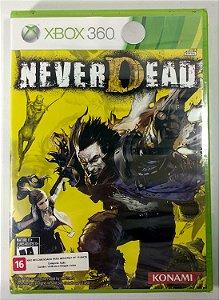 Never Dead (Lacrado) - Xbox 360