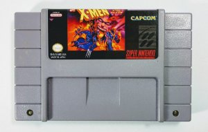 X-men Original - SNES